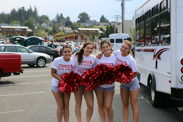 Stanwood Parade August 2014