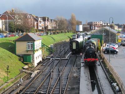 Swanage Railway 2015