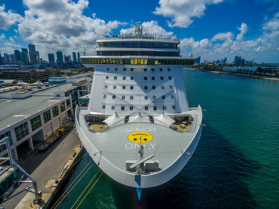 Cruise Ships - Port of Miami