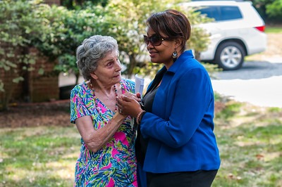 Big Tent Event For Democrats Hosted by Ann Woods 7-26-15 by Jon Strayhorn