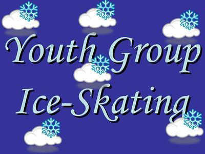 Youth Group Ice Skating