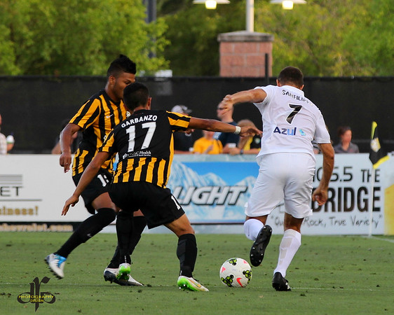 Charleston Battery vs Ft Lauderdale Strikers US Open Cup May 27 2015