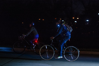 Tosa Full Moon Bike Rides