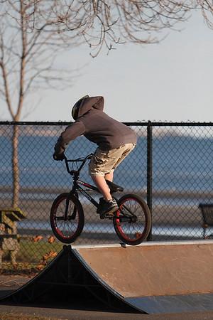 BMX and Skateboarding