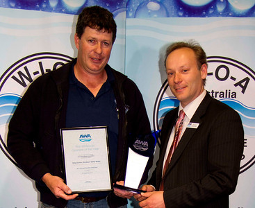 2011 - Victorian 74th  Water Industry Operations Conference
