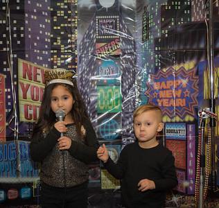 Hlavenka New Years Party