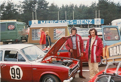 Broadspeed Years 1970 to 78
