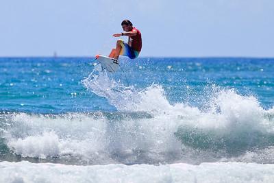 2011 Breaka Burleigh Surf Pro Surfing