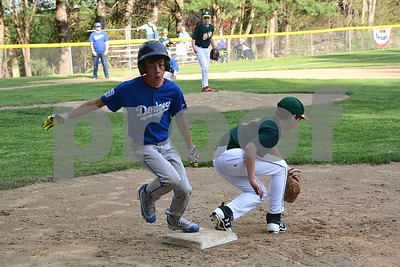 Stafford LL Athletics vs. Dodgers 050918
