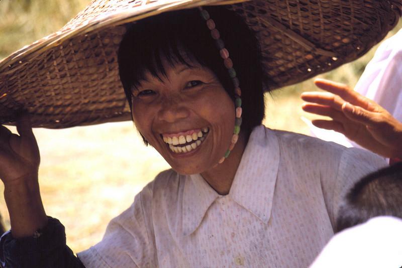 Shangchuan Island, China 1989