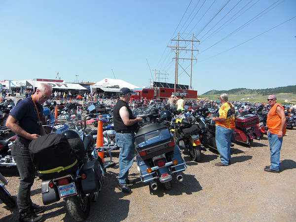 Sturgis 08 - First Day