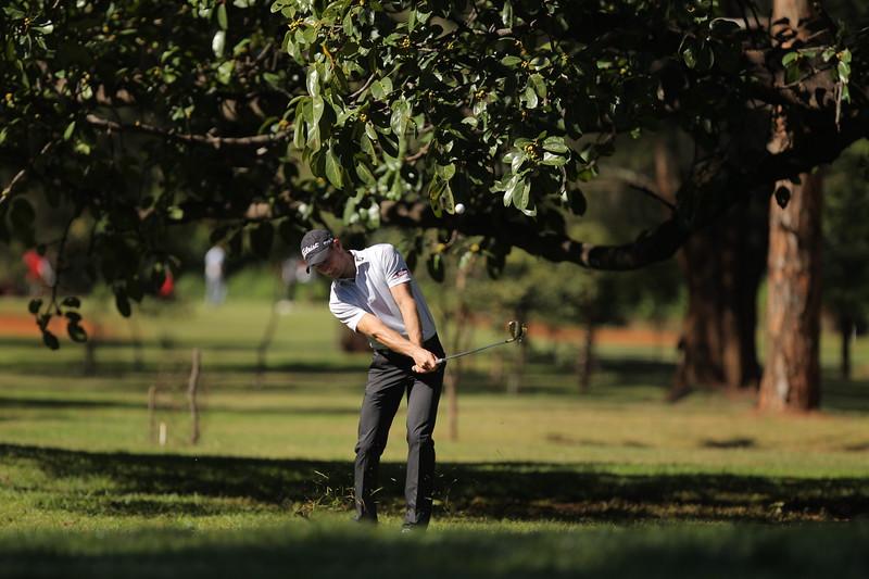 2016 Golden Pilsener Zimbabwe Open: Day 2