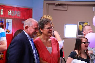 Rev. Dean & Liz Pfeffer's Anniversary Party