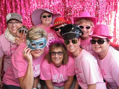 Tideland's Breast Cancer Walk