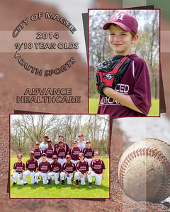 9-10 YR old Baseball