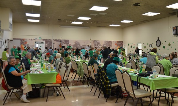 2017--03 St. Patricks Party