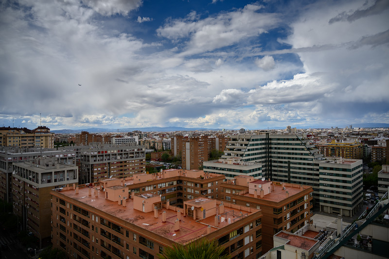 Valencia From Above