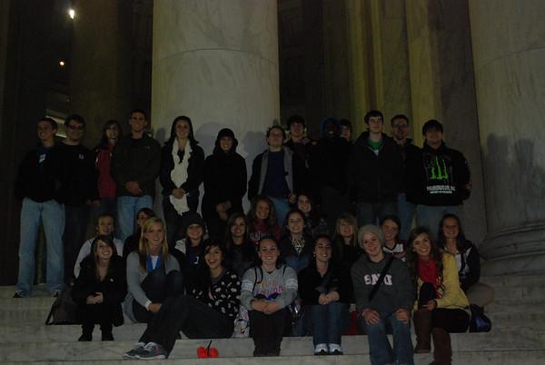 Junior Washington Trip