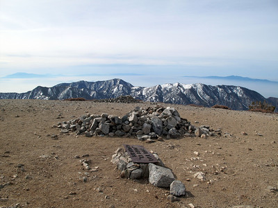 Mt. Baldy - A day-hike from Manker Flats