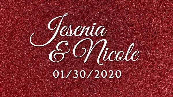 Flores Wedding 1-30-20