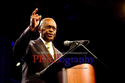 Strong America - Herman Cain Gary Johnson