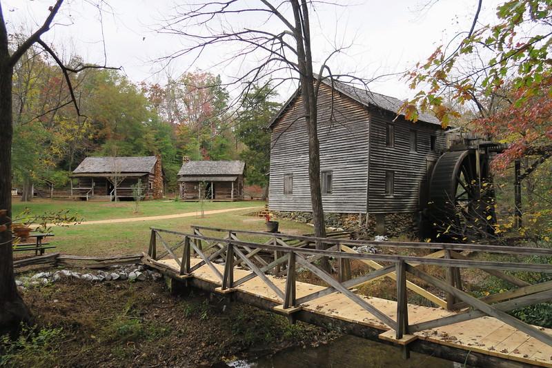 Hagood Mill Historic Site, SC (10-31-15)