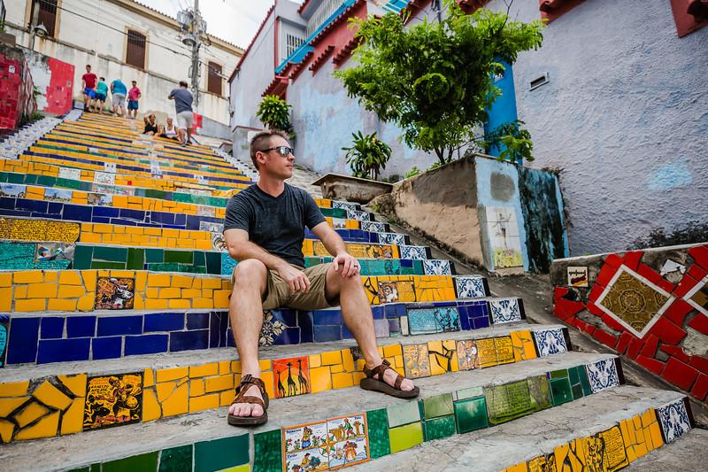trip to Brazil itinerary - David Stock