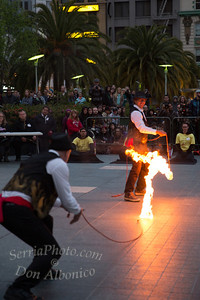 2013 Union Square Fire Dance Expo