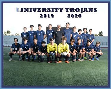 2019-2020 Boys Soccer