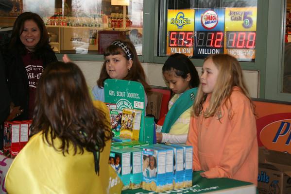 GS 2010 Cookie Sales