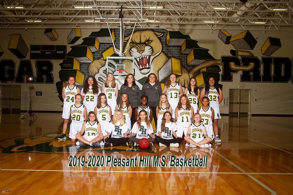 2019-2020 Girls Basketball