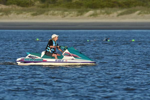 Jekyll Island Turtle Crawl Triathlon 2016