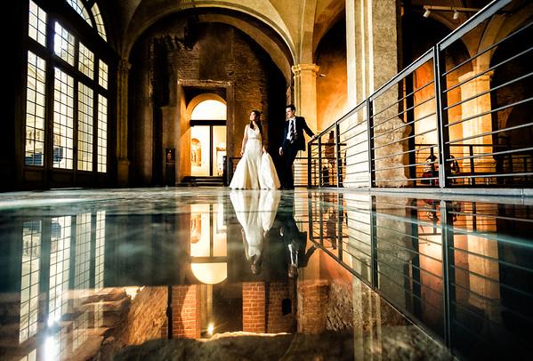 Francesco + Stephanie // Wedding