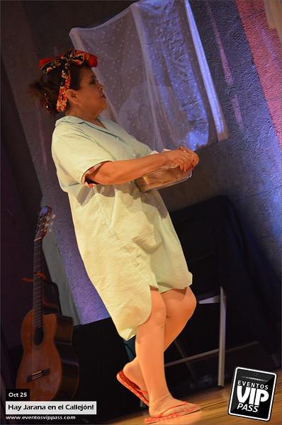 Hay Jarana en el Callejon! | Sat, Oct 25