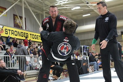 February 25th 2018 Central Valley Jiu Jitsu Championships