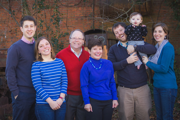 Sailstad Family 2014