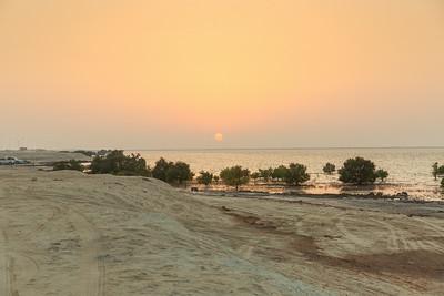 2014_06_28, Kite Surfing Beach, Saadiyat