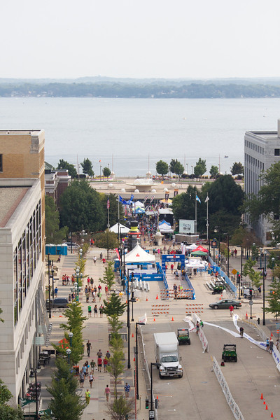 ironman wisconsin staging area