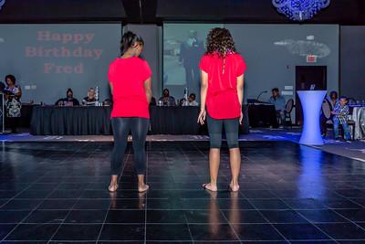GrandDaughters' Special Dance Tribute - Jackie, Jazmyn & Mykiyah