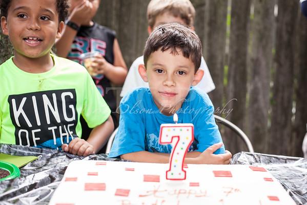 Jay Birthday Celebration