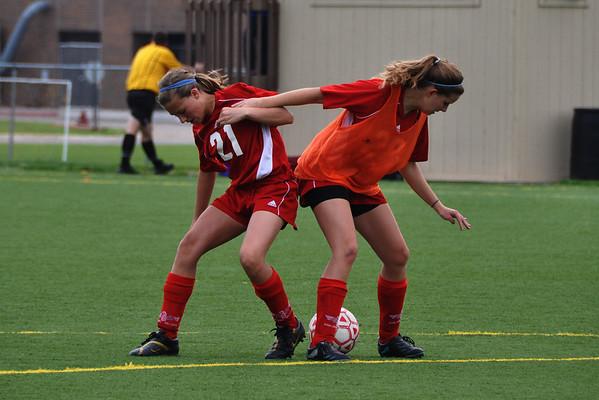 2010 SHHS Ladies Soccer vs WRHS 04-20-10
