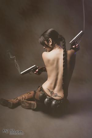 Lara Croft - Ivy Cosplay