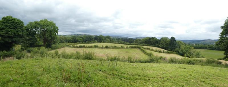 Ulster American Folk Park. Omagh, County Tyrone