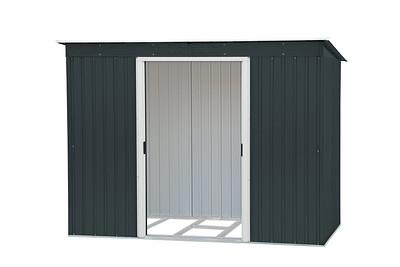 Pent Roof 8x4