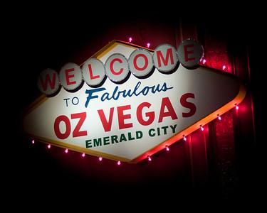 Viva Oz Vegas