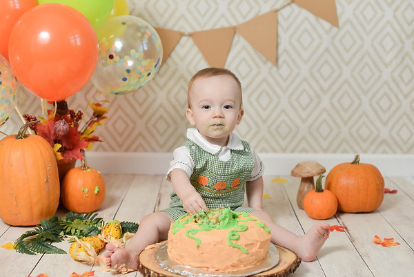 Oliver Turns One