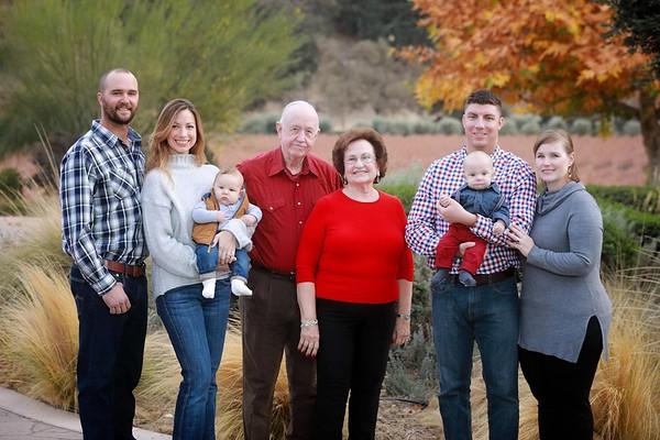 12-23-2017 Family Portraits