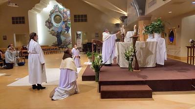 04-01-2021 Holy Thursday mass