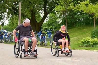 Hamilton Wheelchair Relay