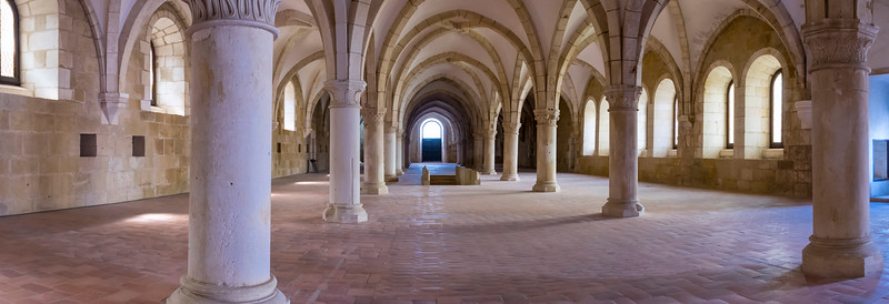 Dormitory, Alcobaca Monastery